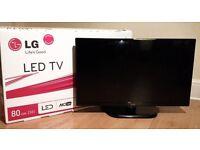 lg 32 inch LED TV
