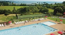 Static Holiday Home For Sale With Seaviews Devon Bay