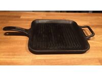 cast iron griddle - free