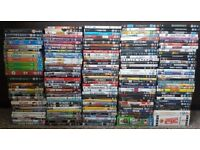 DVDs clearance
