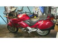 Honda Deauville 650cc