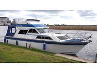 Fairline 32 Sedan Flybridge Motor boat Yacht