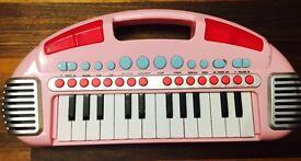 Musical key board