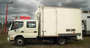 RARE FIND. 7 SEATER DUAL CAB PANTECH WITH VERY LOW KMS. Bellevue Swan Area Preview