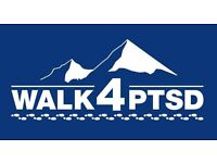 Veterans in Action Walk for PTSD