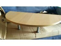 Ikea Gallant Desk Monitor Stand Beech