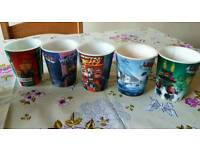 Lego Movie Holographic Cups