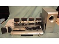 used panasonic home theater system.