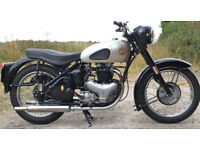 1954 BSA A10 Golden Flash 650cc