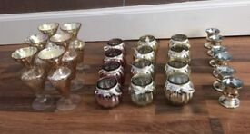 Candle and tea light holders