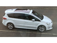 Ford S-MAX (2014) Titanium X SPORT (Immaculate Condition) Diesel 2.2 TDCi