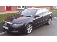 2007 Mazda 6. 95600 miles.