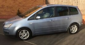 Ford Focus Cmax 1.6 TDCi , good MPV !