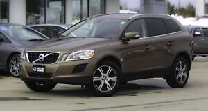 2012 Volvo XC60 T6 PREMIER PLUS! HEATED LEATHER! SUNROOF!