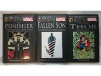 Marvel graphic novels X3