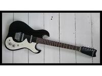 Silvertone 1449 Guitar