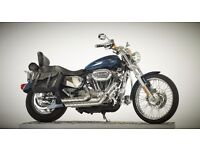 harley davidson 1200 sportster stage one tuned