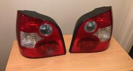 Rear lights VW Polo MK4 (9N)