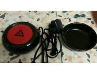 electric wax burner