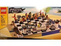 40158 LEGO Pirate Chess, brand new sealed set.