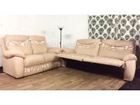 New Scs casper recliners 3+2 seater sofas**FREE DELIVERY