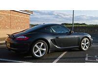 2.7 Porsche Cayman - 56 reg, FSH, recent MOT, Brembo discs & pads, service, tyres