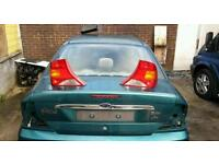 Ford focus 2.0 5 door gear brakeing all parts available