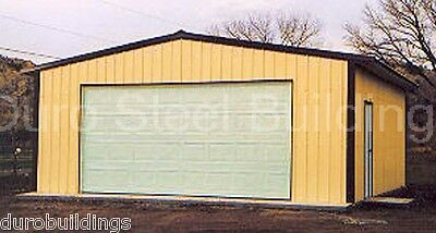 DuroBEAM Protect 45x40x12 Metal Building Kit Clear Span Storage Workshop DiRECT