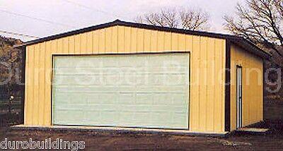 Durobeam Steel 45x40x12 Metal Building Kit Clear Span Storage Workshop Direct