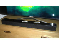 Samsung HW-J250 Wireless Soundbar 80W Two Built-In Subwoofer
