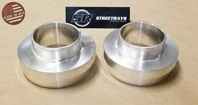 "[SR] Billet FRONT 3"" LIFT LEVELING KIT 88-07 GMC Chevy 2WD Sierra Silverado Etc"