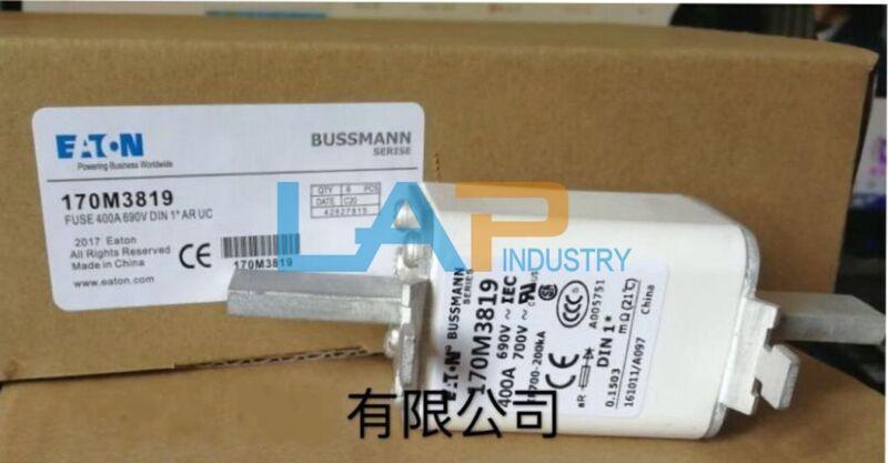 1PCS  New For Bussmann 170M3819 400A 690VAC