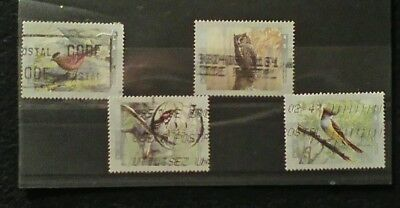 Canada 1998 Birds 3rd series used set