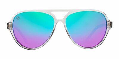 Blenders - Crystal Orb - Cristal/Azul - Nuevo Auténtico Gafas de Sol...