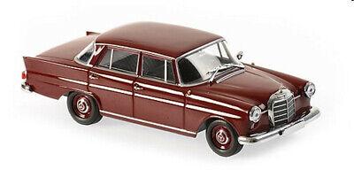Mercedes Benz 190 1961 weinrot 1:43 Minichamps / Maxichamps 940037201 NEU & OVP