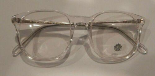 Vintage Elite Senior Crystal 52/20 Eyeglass Frame New Old Stock #S30