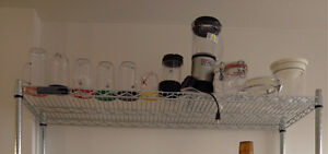 MOVING SALE! Various kitchen/home items, some listed below...