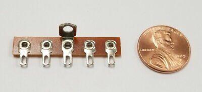 Sato Parts L-3552-4p 4 Position Phenolic Terminal Strip