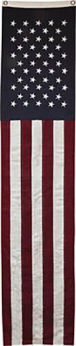 American - Traditional Flag Banner Long Slim  - 8