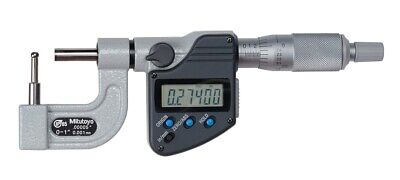 395-363-30 Mitutoyo Tube Micrometer 0-1