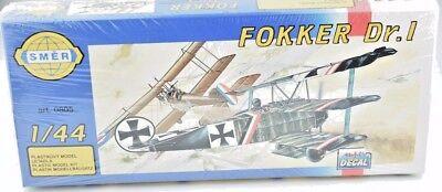 Smer Plastic Model Kit 805 Fokker Dr.I SCALE 1/44