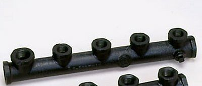 Gastiteflashshield 5-portman-1 Manifold With 1in Or 34in Supply Port