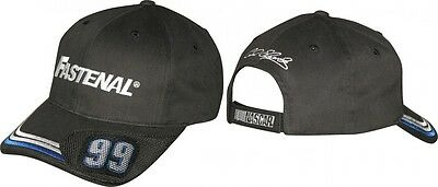Carl Edwards Checkered Flag  99 Fastenal Speed Slot Hat Freeship