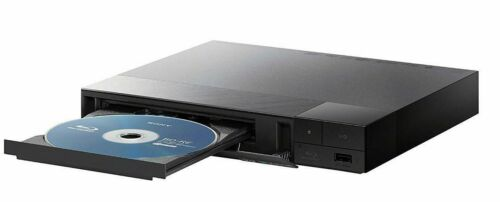 Sony BDP-S3700 Blu-Ray Player with 1080p HD - Built-In Wi-Fi & Streaming