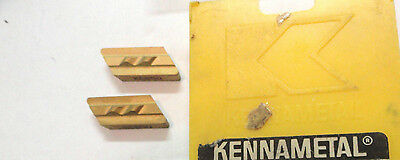 10 Pcs Kennametal Top Notch Npl 333 Indexable Tool Holder Carbide Inserts Kc810