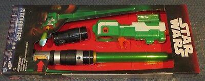 Hasbro Star Wars B8264EU40 Blaster-Power Lichtschwert