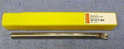 Sandvik  E08r Stfcl 2-b1  Boring Bar  Carbide Shank  12 Dia.
