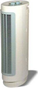 Used BIONAIRE TOWER AIR PURIFIER IONIZER in great condition