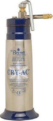 New Brymill B-700 Cry-ac 16oz. Cryoplate W 5 Spray Tips