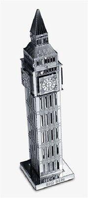 Big Ben : Metal Earth 3d Miniatur Laser Schneiden Modell Bausatz (Big Ben Schneiden)